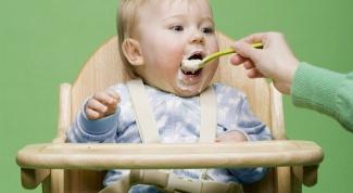Как сшить чехол на стульчик для кормления