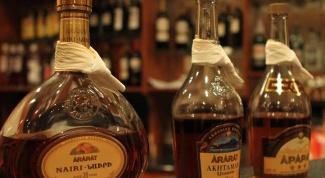 Как выбрать настоящий армянский коньяк при покупке