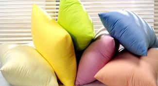 Полезные подушки для сна: натуральные или искусственные наполнители?