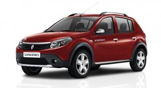 Renault Sandero Stepway: молодежный автомобиль?