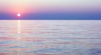 Куда поехать отдыхать: Черное или Азовском море