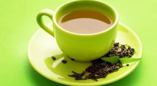 Как применять зеленый чай для похудения