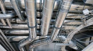 Назначение, устройство и принцип работы систем вентиляции