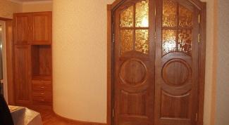 Арочные двери: нюансы выбора