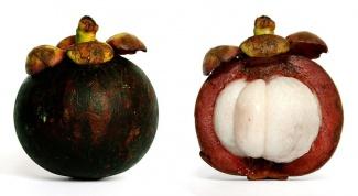 Мангостин: вкус и целебные свойства