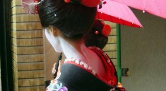 Особенности моды Японии