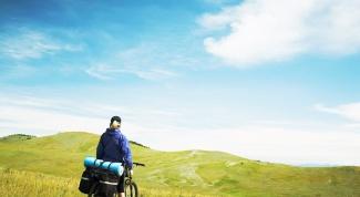 Как выбрать велосипед для дальних поездок
