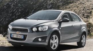 Chevrolet Aveo: характеристики и особенности