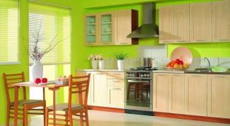 Цветовое решения в оформлении кухни: выбираем настроение