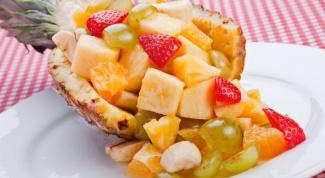 5 recipes exotic salads