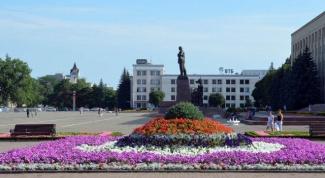 Как отдохнуть в Ставрополе