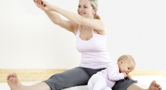 Is it possible to exercise a nursing mother?