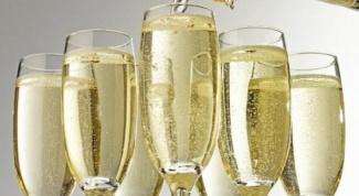 Особенности выбора шампанских вин