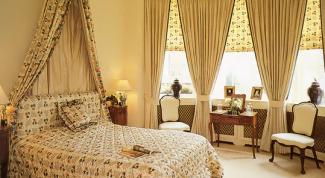 Выбираем шторы в спальню