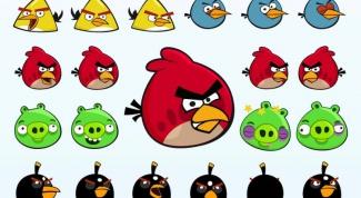 Как установить игру Angry Birds на смартфон?