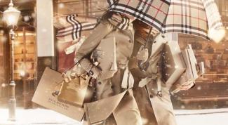 Как отличить оригинальную одежду от Burberry