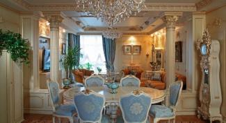 Особенности стиля барокко в интерьере