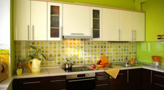 How to make a kitchen design yourself