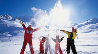 Какой горнолыжный курорт выбрать для зимнего отдыха