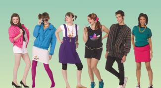 История моды: ох, уж эти 90-е!