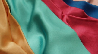 Сатин: особенности ткани