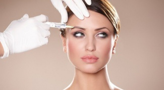 Beauty injections: Botox, application features