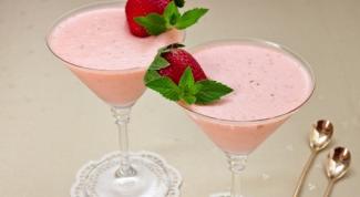 Рецепты безалкогольных коктейлей с сиропами