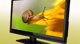 What is a LED monitor?