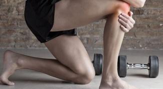 Причины боли в коленном суставе. Чем лечить?