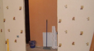 How to measure the doorway prior to door installation