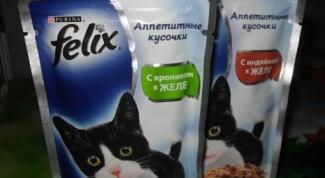 Корм для кошек felix - отзывы покупателей