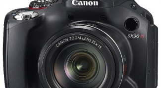 Как настроить Canon PowerShot SX30 IS
