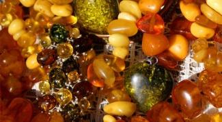 Особенности выбора янтарных украшений