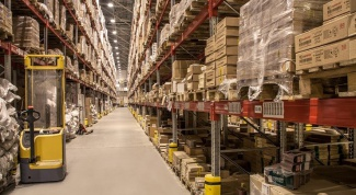 How to keep records of goods in stock