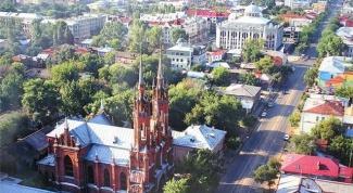 Путешествуем по России: ах, Самара-городок!