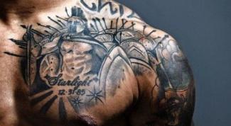 История появления татуировок морской пехоты