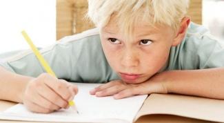 Нарушение пространственного гнозиса у детей
