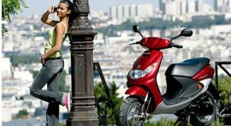 Как протюнинговать скутер