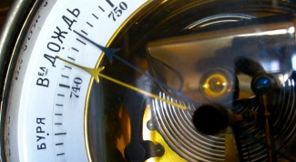 Как пользоваться барометром