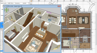 Как сделать 3D проект дома
