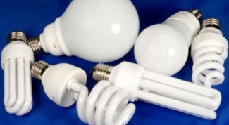 Energy saving and fluorescent lamps: what's the difference?