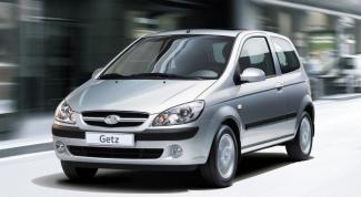 Hyundai Getz: на что стоит обратить внимание при покупке