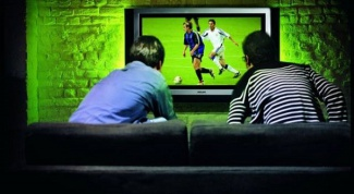 Как смотреть футбол на даче