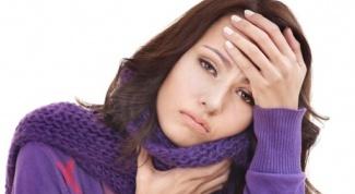 Симптомы и диагностика мононуклеоза