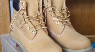 С чем носить зимние ботинки Timberland