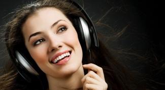 Как выбрать наушники для прослушивания музыки