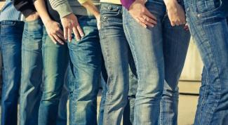 Американские джинсы: как отличить оригинал?
