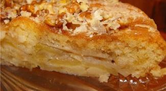 10 популярных рецептов яблочного пирога