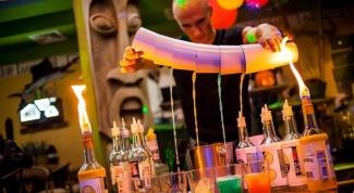 Инструменты бармена: описание, способы применения