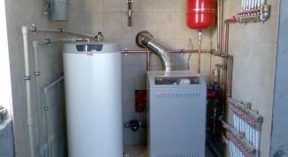 Как установить котел парового (водяного) отопления для дома